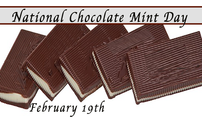 'mint chocolate day'