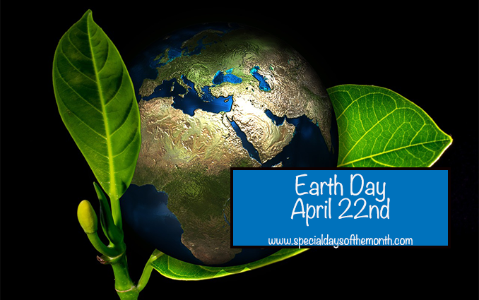 """earth day"""