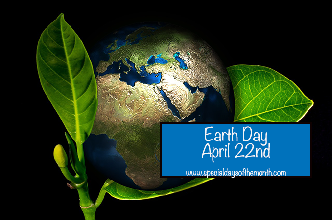 """earth day"""