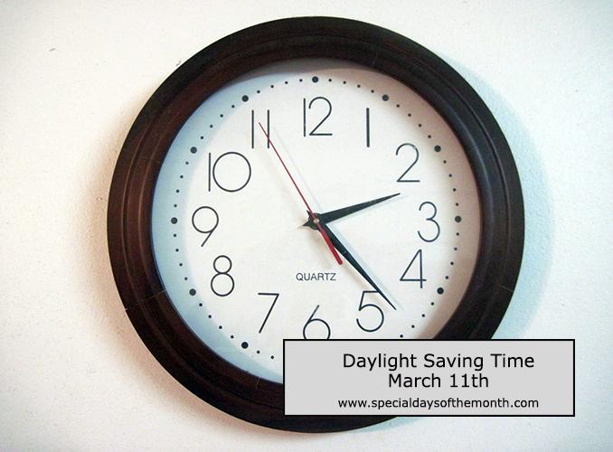 """""""daylight savings time"""""""