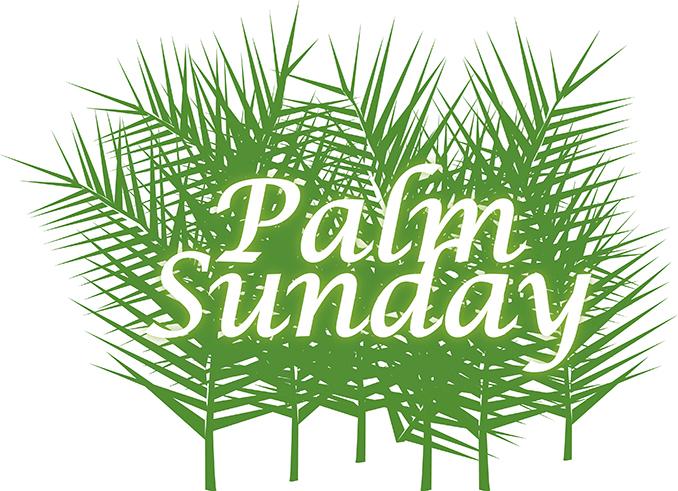 """""""palm sunday"""""""