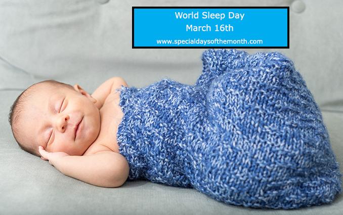 """""""World Sleep Day"""""""
