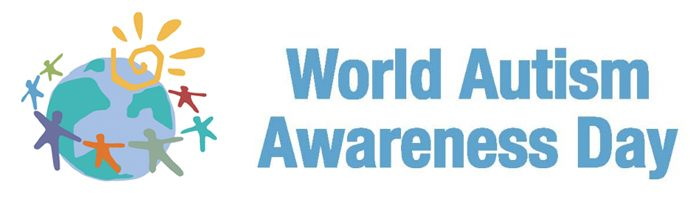 """world autism awareness day - april 2nd"""