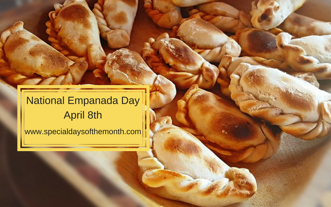 """empanada day"""