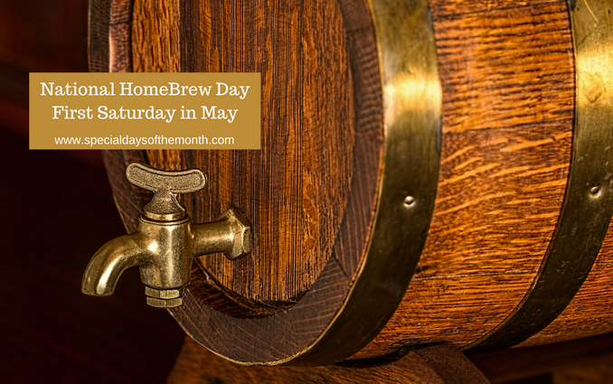 """national homebrew day"""