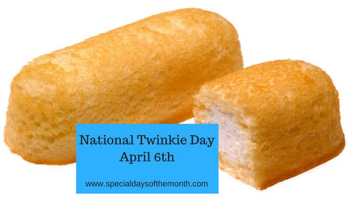 """""""national twinkie day"""""""
