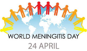 """world meningitis day"""