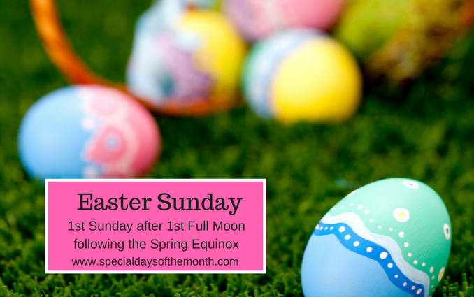 """easter sunday - why it changes every year"""