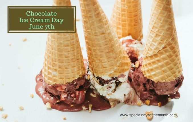 """chocolate ice cream - America's favorite flavored ice cream"""