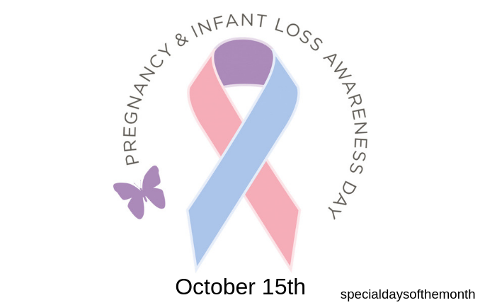 """pregnant and infant loss day"""