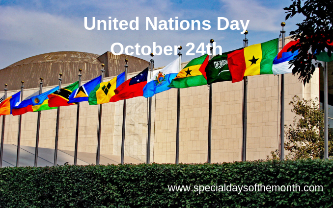 """united nations day"""