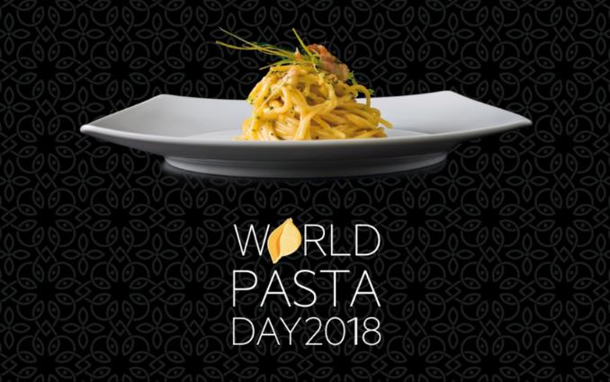 """world pasta day - october 25th"""