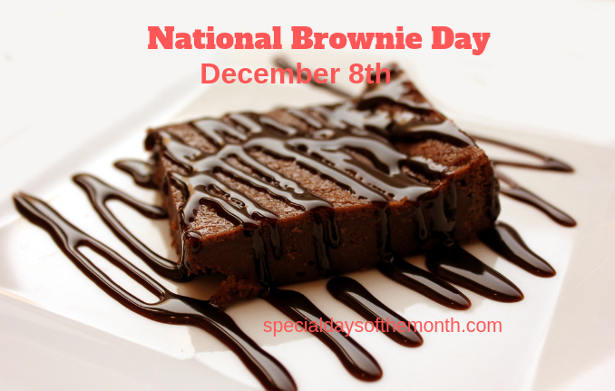 """national brownie day"""