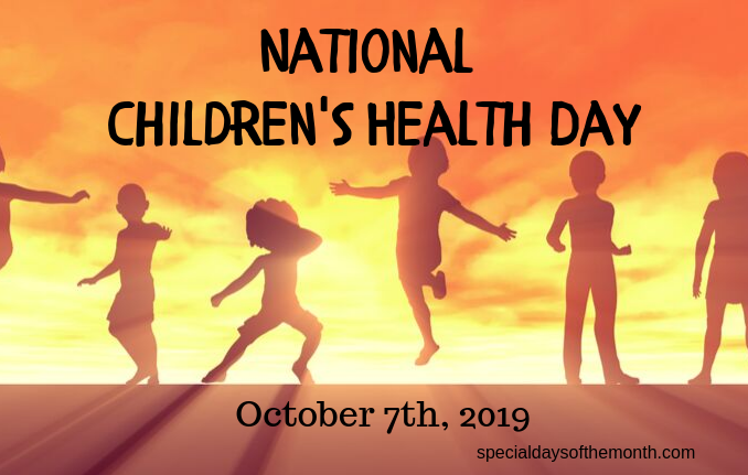 """children's health day"""
