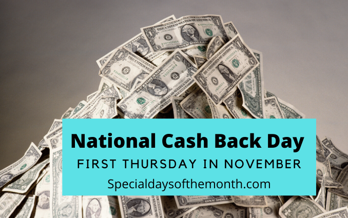 """cash back day"""