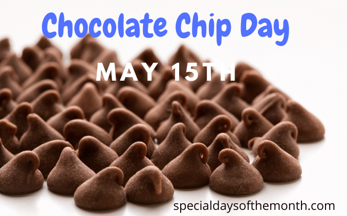 """chocolate chip day"""