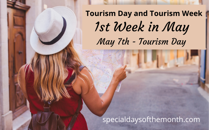 """tourism day tourism week"""
